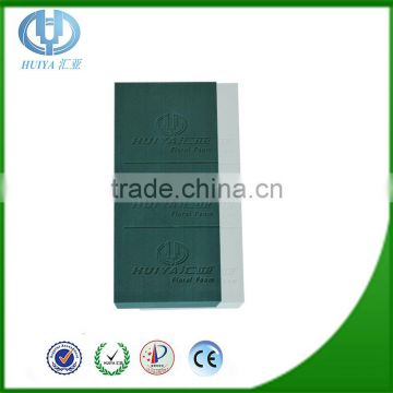 Hebei huiya wet floral foam and fresh floral foam ,floral foam 48pcs