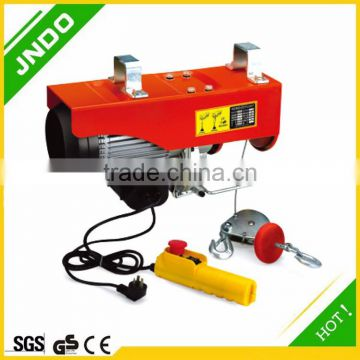 micro 250kg pa500 electric hoist winch