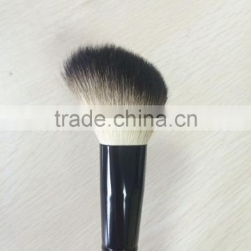 professional cosmetics makeup brush with goat hair