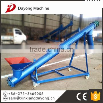 tube screw conveyor