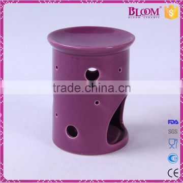 ceramic decoration round incense burners wholesale