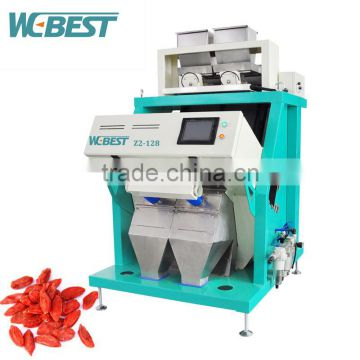 CCD Sunflower Seeds Color Sorter Wolfberry Sorting Machines