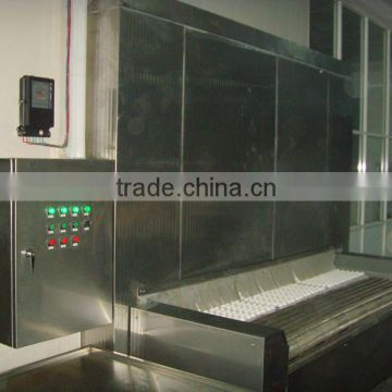 Air Blast IQF tunnel Freezer for food plant
