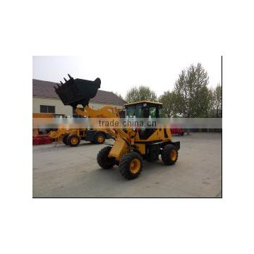 ZL08A 800kg China mini tractors with front end loader for sale