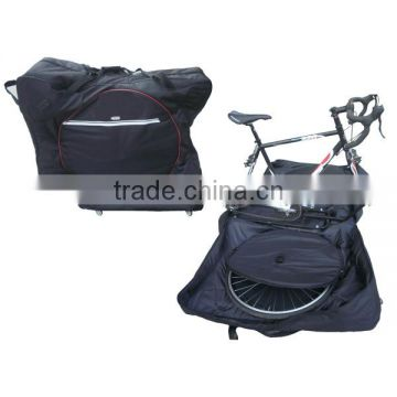 complete bike bicycle carry travel bag