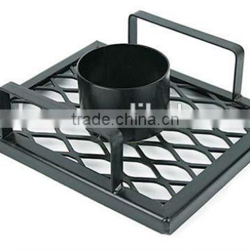 BBQ beer can single chicken cooker with high quality