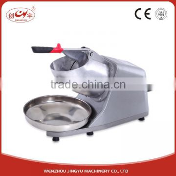 Chuangyu Promotional Items China ABS Plastic Ice Crusher Electric For 220V