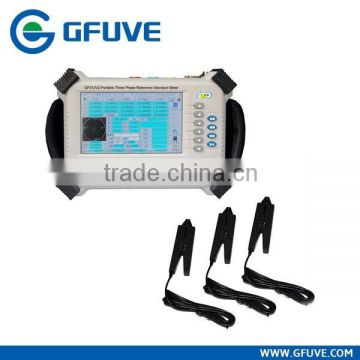 Portable Three Phase energy meter calibration appliance