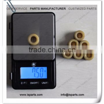 15*12mm 7.5g scooter weight roller motorcycle parts