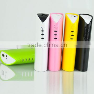 18650 battery portable universal power bank charger 5200mah