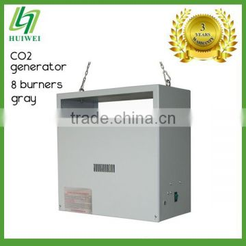 ETL The Honest Manufacturer Quality First Hydroponic high yield CO2 generator 8 burners Liquefied petroleum Gas