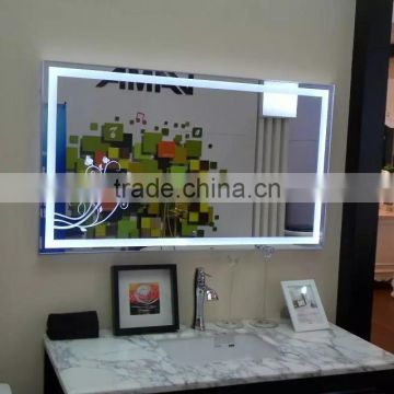 Hot Sale CE Demister Bathroom Backlit Mirror