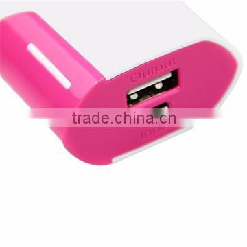 new 5200mah mobile power charger from Manufacturer