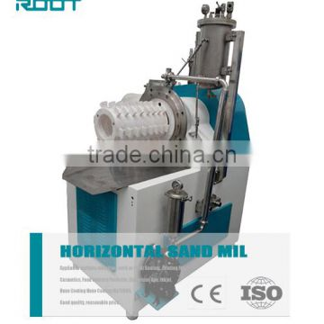 Pin Type Horizontal Sand Mill For Dental Material, Functional Nano Coating