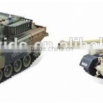 US rc tanks Heavy USA M60 RC Tank 1:20 tank toy