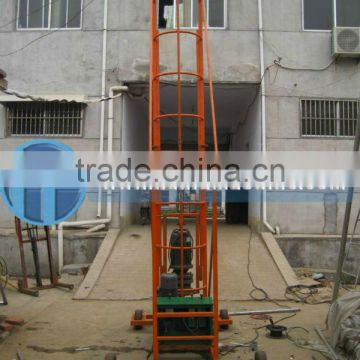 Most popular on the market!!!HF89 Portable type geothermal well drilling machine