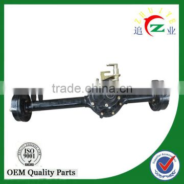 China ChongQing mechanical/oil brake good rear bridge