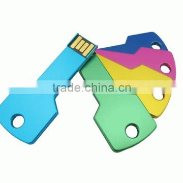 Made in China alibaba top seller promotional gift key shaped 4gb 8gb 16gb USB flash drive