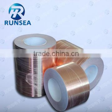 Anti-static tensile strength conductive paste copper tape