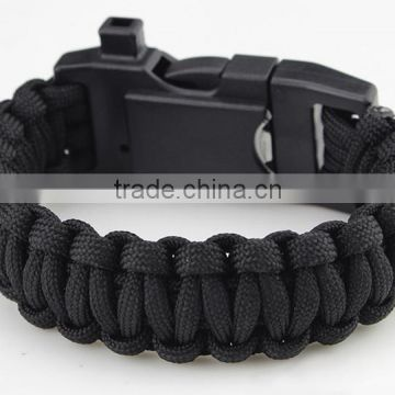High quality Compass style personalized buckle for paracord