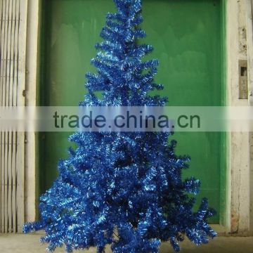Guangzhou Shengjie 5-60m artificial christmas tree favorable big plastic trees