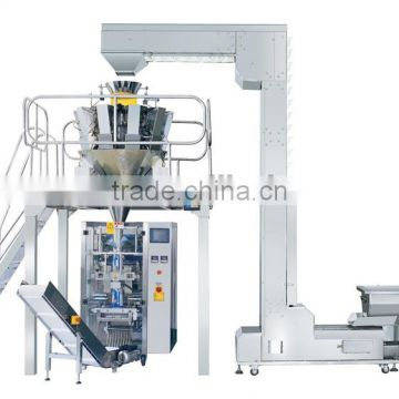 French Fries Chips Frozen Fries Automatic Packing Machine
