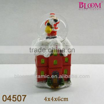 Hot sales Bloom mini water globe