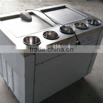 fried ice cream machine with wheels for sale