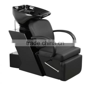 stylish elegant shampoo chair for salon massage