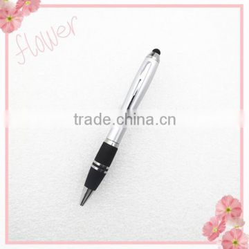 TP-47 Hot Selling Customize Stylus pen , plastic bud touch ball pen