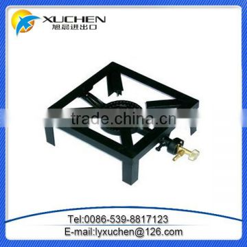 cast iron metal gas cooker china manufactory