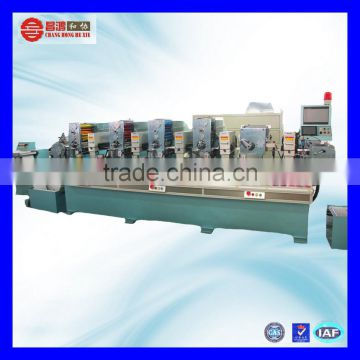CH-280 cold foil roll to roll label printing machine manufacturers