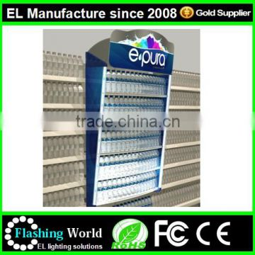 a great variety of goods professional customing el panel for advertisement