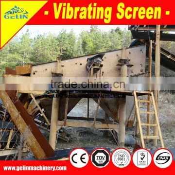 incline vibrating screen