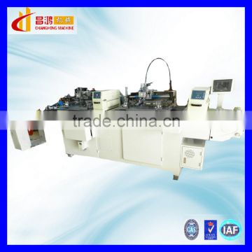 CH-320 Hot sale semi-auto germany screen printing machine