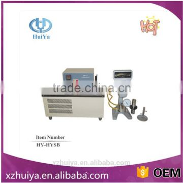 Hebei huiya floral foam complete set machines,continuous foaming machine