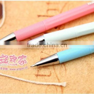 MP-01plastic mechanical pencil with eraser for students