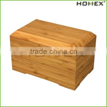Bamboo Eco Friendly Cremation Urn Custom Urns Homex BSCI/Factory