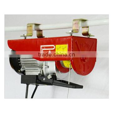 220 volt PA mini electric wire rope hoist | power winch