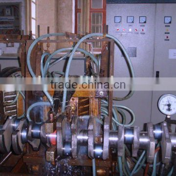 High and medium frequency quenching equipment