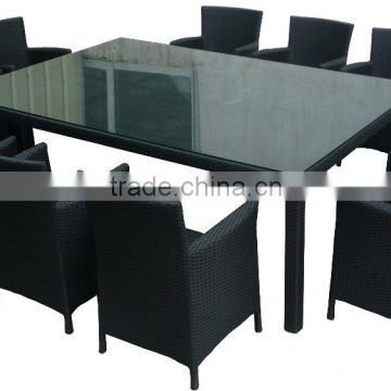 Outdoor Furniture Rattan/Wick Chair and Table