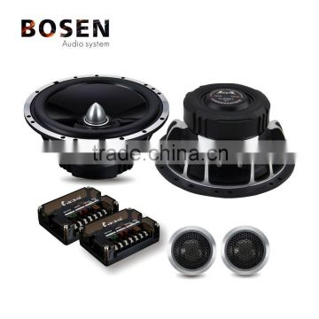 "car speaker 6.5""inch in car component speaker high end car audio"