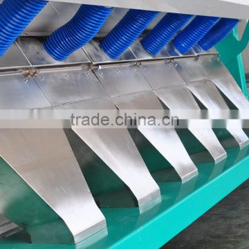 High Efficiency CCD Industrial Color Sorter With Factorty Price