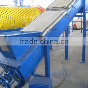 high efficiency Waste plastic HDPE milk bottle recycling crushing washing machine/line/plant
