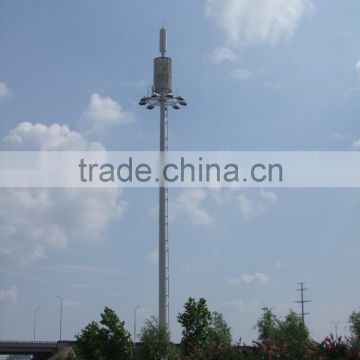 artificial communication tower tree outdoor & indoor guangzhou home decor
