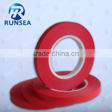 General purpose crepe paper masking adhesive tape
