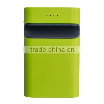Custom portable mobile 8400mAh custom power bank