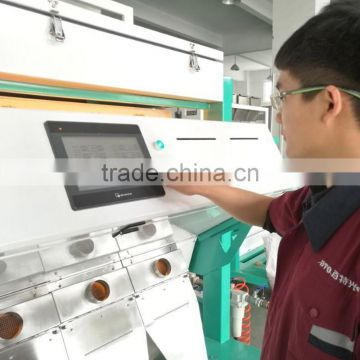 Digital Intelligent CCD Walnut Kernal Color Sorter Machine