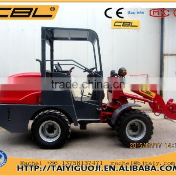 ZL08A 800kg harvester pickup wheel loader for sale