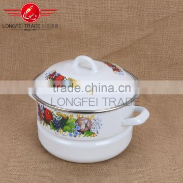 2016 hot selling china enamelware cookware sets wholesale
